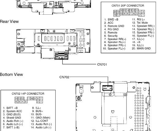 Honda 2p30 2p32 2p34 2pl4 pinout diagram pinoutguide head unit pinout abbreviations swarovskicordoba Images