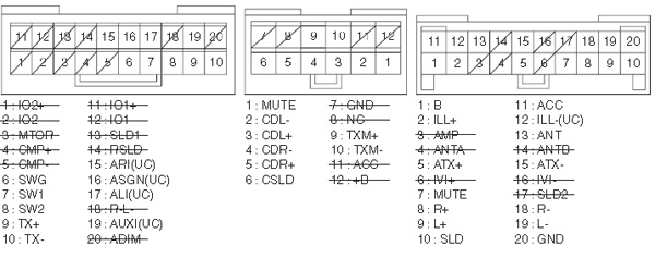 lexus p1760 pinout diagram pinoutguide com rh pinoutguide com