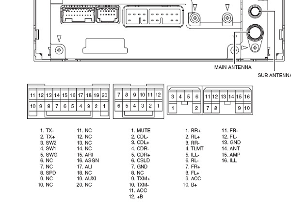 pinout_1873067431_53818 pinout toyota 53818 (86120 12a30) ?q js7671a head units pinout diagram toyota 86120 wiring diagram at arjmand.co