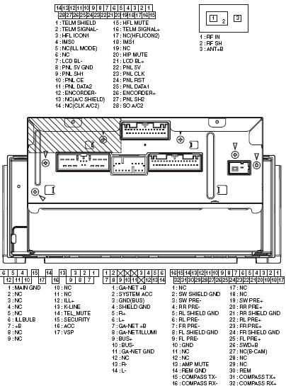 honda 3pro pinout diagram. Black Bedroom Furniture Sets. Home Design Ideas