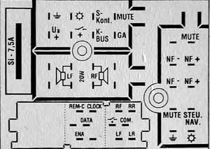 Wiring Diagram For Blaupunkt Radio on gm radio wiring harness adapter
