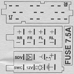 opel ccrt 2008 head unit pinout diagram. Black Bedroom Furniture Sets. Home Design Ideas