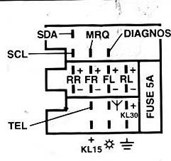 blaupunkt car 300 d pinout diagram pinoutguide com rh pinoutguide com