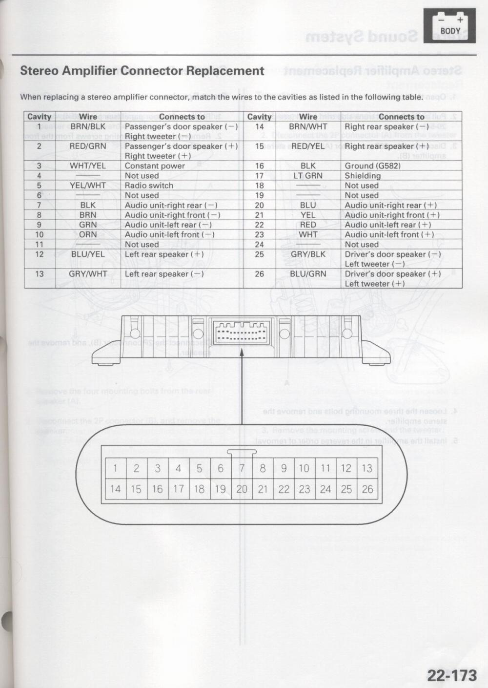 Car Stereo Wiring Diagram Honda : Acura tl head unit pinout diagram pinoutguide
