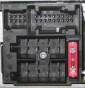 42 pin (8+8+18+8) Mercedes Comand ISO / proprietary photo