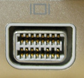 32 pin Mini-DVI photo
